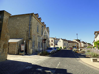 ERAGNY VILLAGE F2 NEUF LOT 4