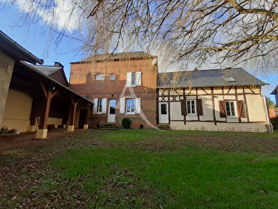 MAISON 6 CHAMBRES-SECTEUR GOURNAY